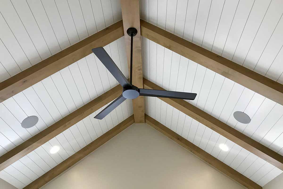 Sunpro Millworks ceiling beam molding