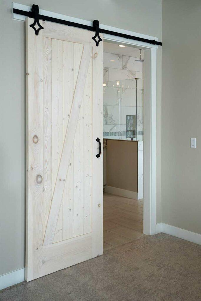 Sunpro Barn Door Interior Doors come in many styles