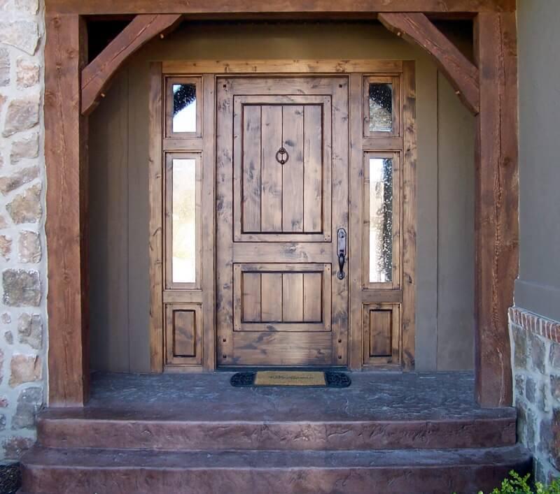Drexel - Utah Custom Doors by Meadow Wood Doors