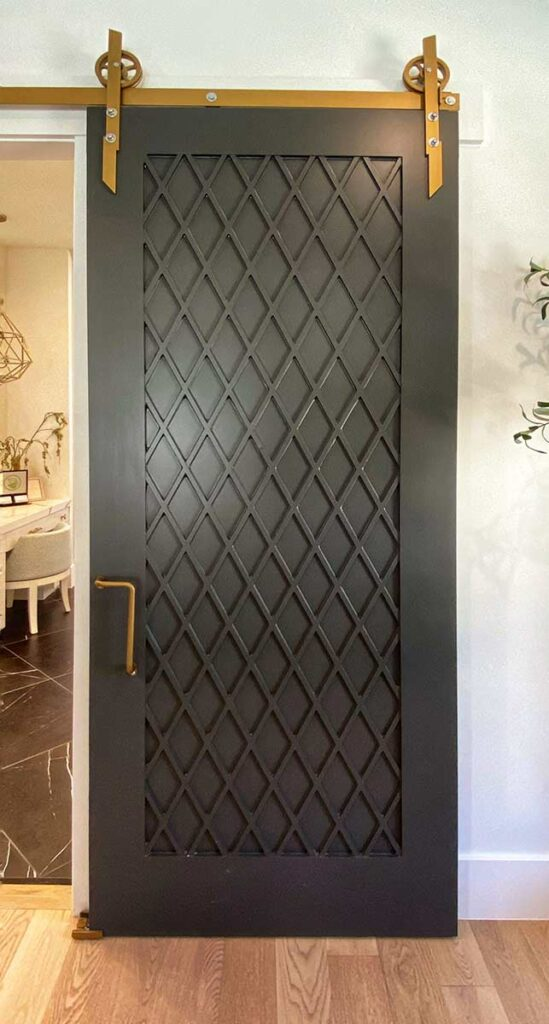 Sunpro Custom Style Barn Door