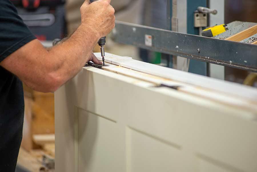 Sunpro Provo Door Shop Custom Door Assembly