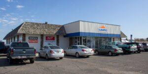 Rexburg Sunpro store front Rexburg Idaho