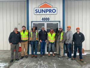 Sunpro Idaho Falls Team