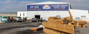 Sunpro Lindon Truss Yard