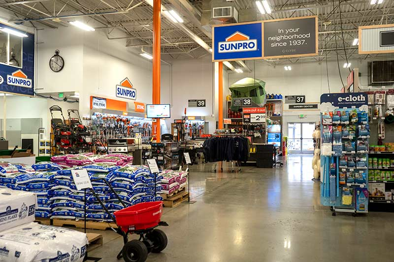 Sunpro Springville Store
