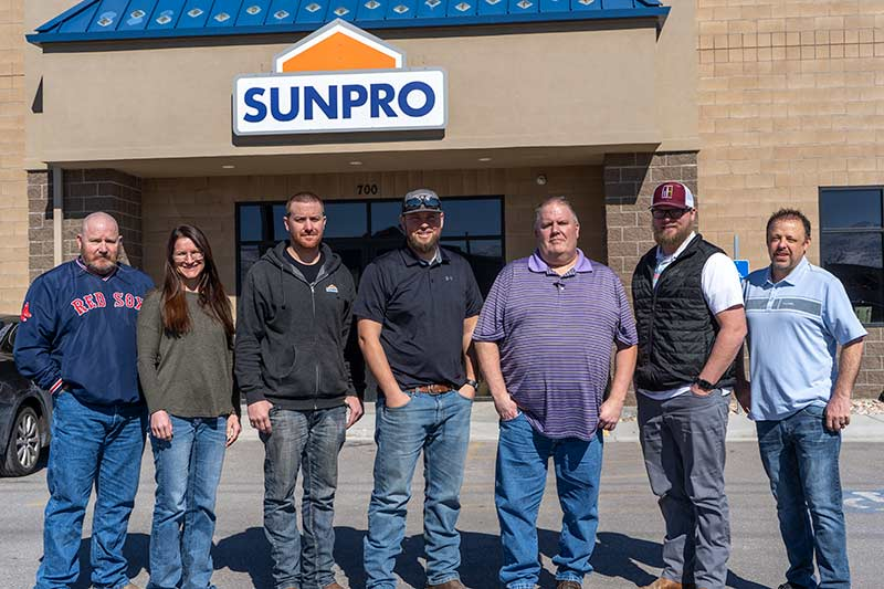Sunpro Heber City Team