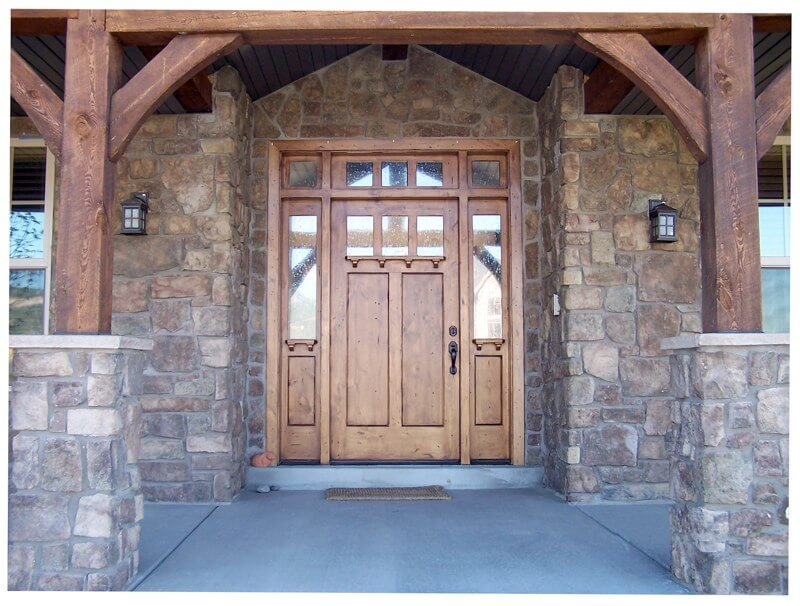 Moore - Custom Doors by Meadow Wood Doors, Utah Doors, Utah Custom Doors