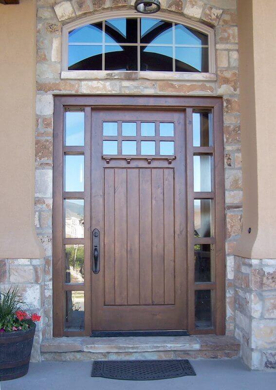 Carraway - Utah Custom Doors by Meadow Wood Doors