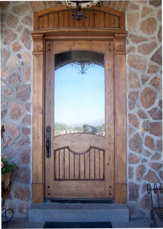 Preston - Utah Custom Doors by Meadow Wood Doors