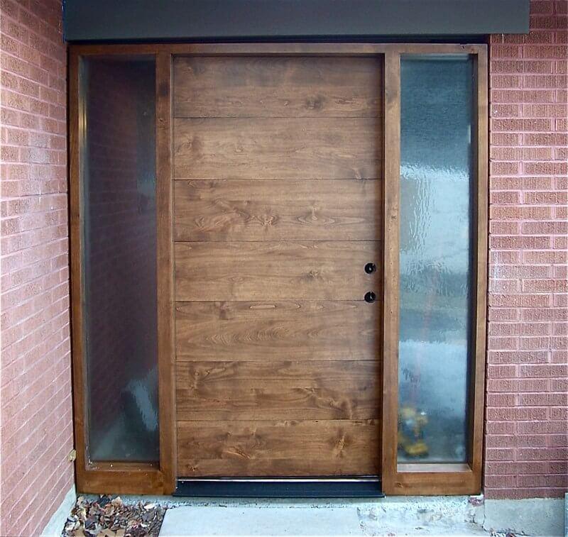 Freemont - Utah Custom Doors by Meadow Wood Doors