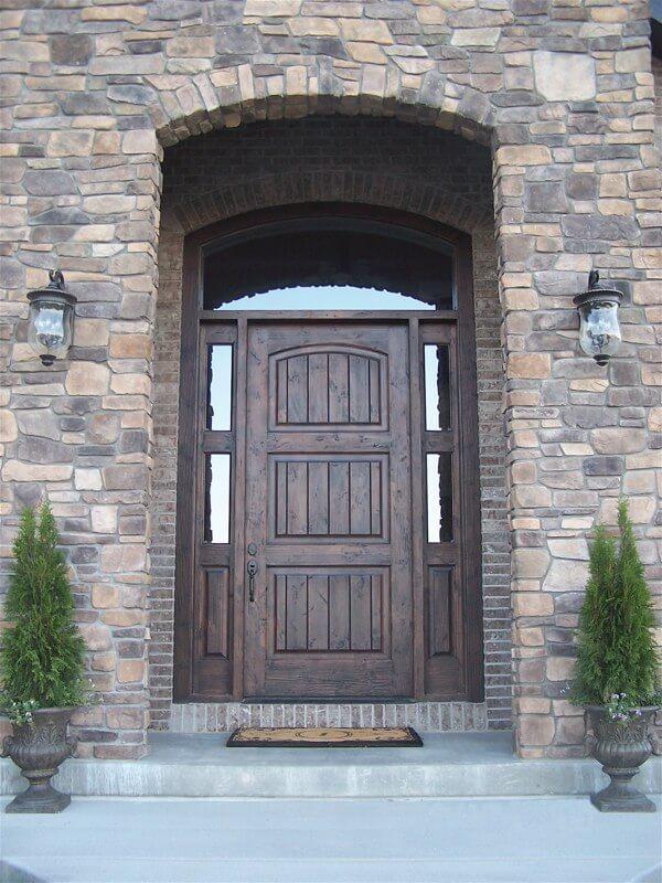 Montgomery - Utah Custom Doors by Meadow Wood Doors