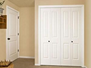 Santa Fe Bifold, Interior doors bifold, bifold doors,