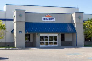 Logan Utah Sunpro Front Entrance