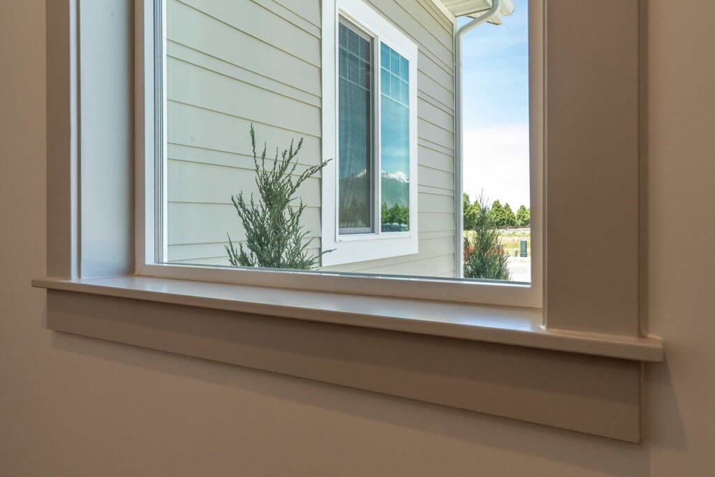 Windows and finish trim window casing from Sunpro