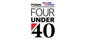 Sunpro's Steven Broadbent named ProSales 4 Under 40