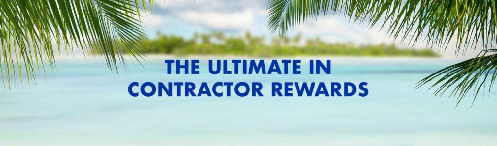 Sunpro Rewards Program for Contractors